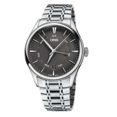 Montre Oris Artelier Pointer Day Date - 01 755 7742 4053-07 8 21 88