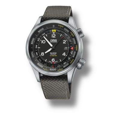 Montre Oris Big Crown Propilot Altimeter Graduation en Pieds - 01 733 7705 4134-Set 5 23 17FC