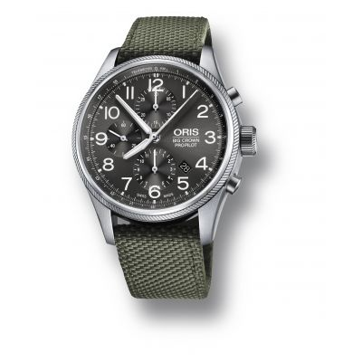 Montre Oris Big Crown Propilot Chronograph - 01 774 7699 4063-07 5 22 14FC