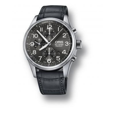 Montre Oris Big Crown Propilot Chronograph - 01 774 7699 4063-07 5 22 06FC