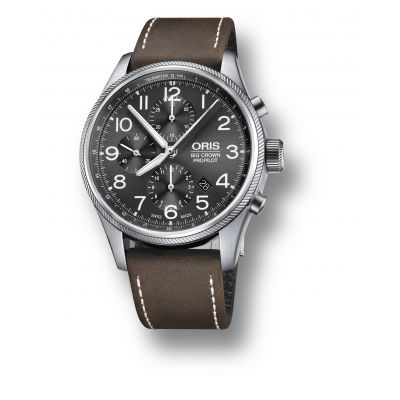 Montre Oris Big Crown Propilot Chronograph - 01 774 7699 4063-07 5 22 05FC