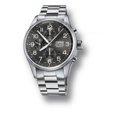 Montre Oris Big Crown Propilot Chronograph - 01 774 7699 4063-07 8 22 19