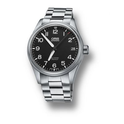 Montre Oris Crown Propilot Big Date - 01 751 7697 4164-07 8 20 19