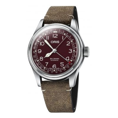 Montre Oris Big Crown Pointer Date - 01 754 7741 4068-07 5 20 50