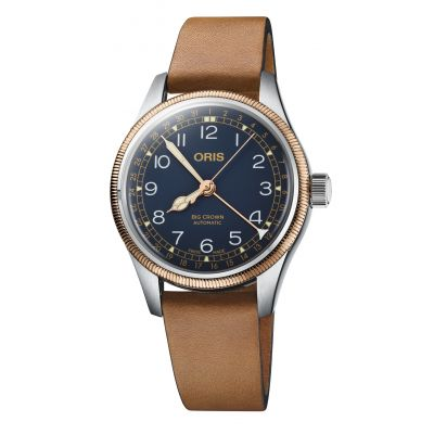 Montre Oris Big Crown Pointer Date - 01 754 7749 4365-07 5 17 66G