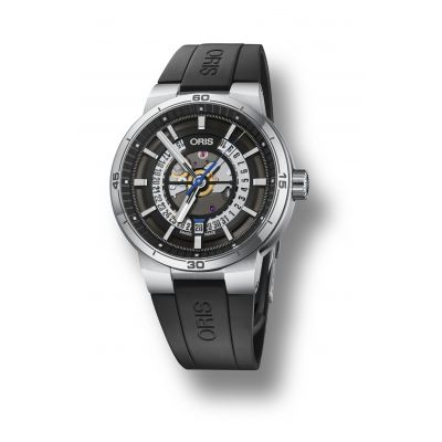 Montre Oris TT1 Engine Date - 01 733 7752 4124-07 4 24 06FC