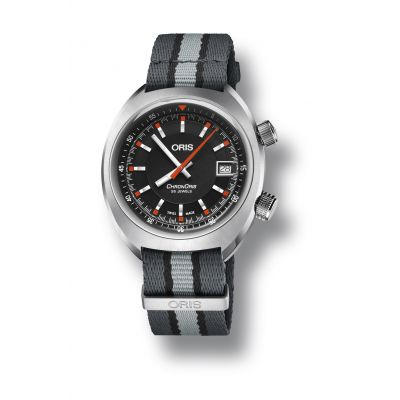 Montre Oris Chronoris Date - 01 733 7737 4054-07 5 19 24