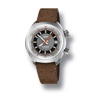 Montre Oris Chronoris Date - 01 733 7737 4053-07 5 19 43