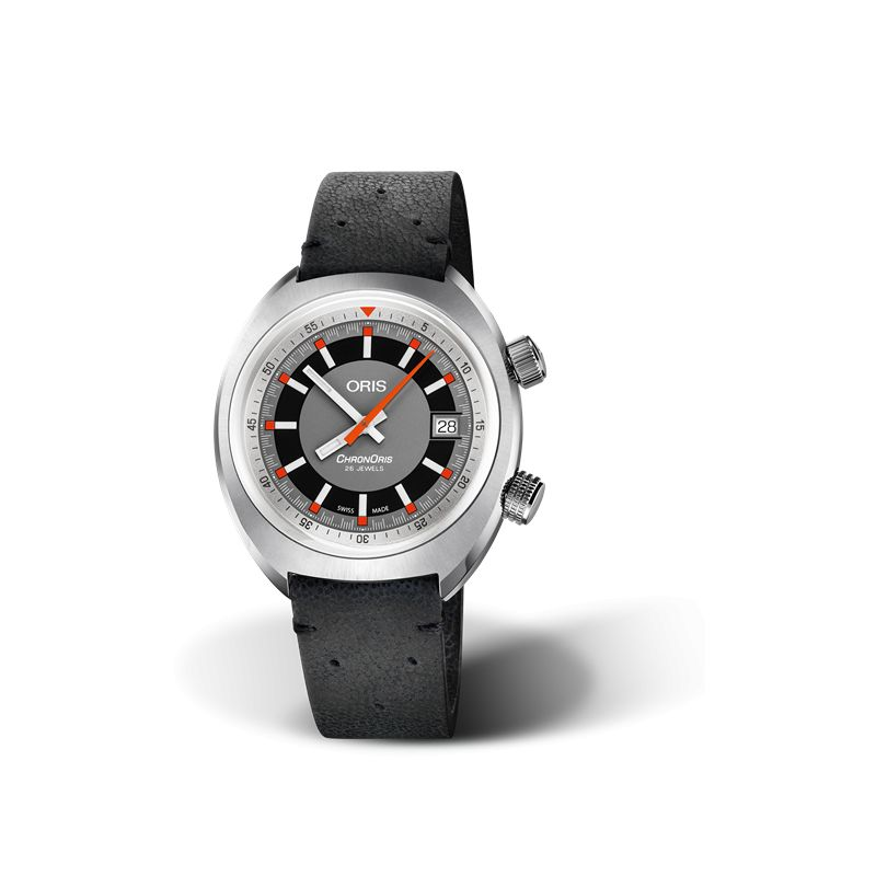 Montre Oris Chronoris Date - 01 733 7737 4053-07 5 19 44