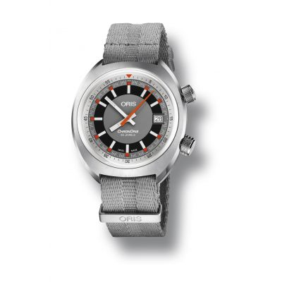 Montre Oris Chronoris Date - 01 733 7737 4053-07 5 19 23