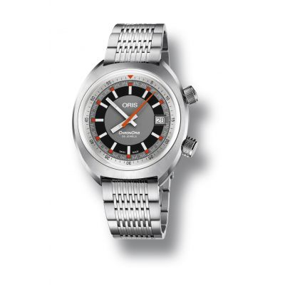 Montre Oris Chronoris Date - 01 733 7737 4053-07 8 19 01