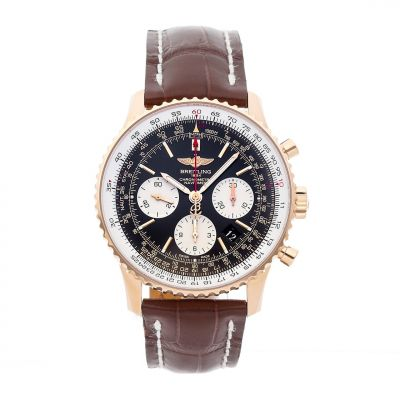 Montre Breitling Navitimer 01 Or rose 18k