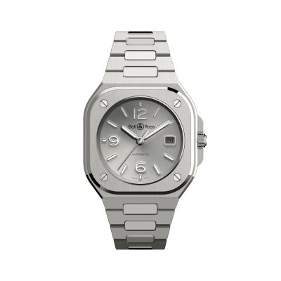 Montre Bell & Ross BR 05 GREY STEEL