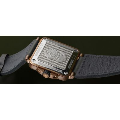 Montre Bell & Ross BR 03-92 DIVER GREEN BRONZE