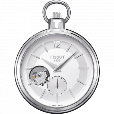 TISSOT POCKET MECHANICAL SKELETON T8544051903701