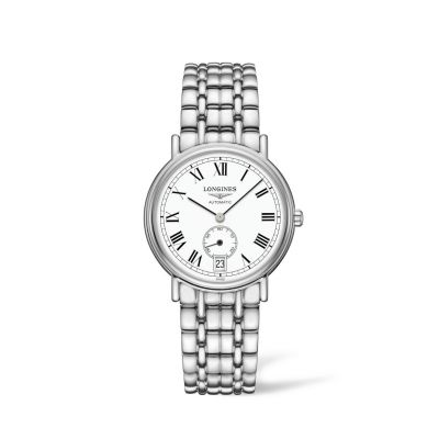 Montre Longines Presence Auto 34.5mm