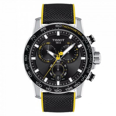 Montre Tissot Supersport Chrono Tour De France 2020 Special Edition