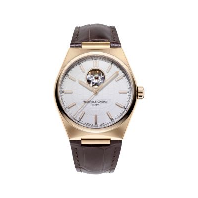 Montre Frédérique Constant Heart beat automatic  - FC-310V4NH4