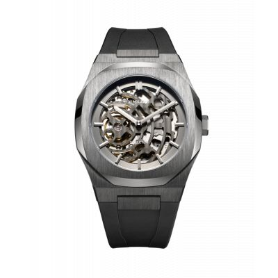Montre D1 Milano Skeleton - SKRJ02