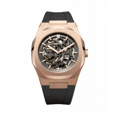 Montre D1 Milano Skeleton - SKRJ03