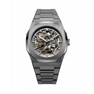 Montre D1 Milano Skeleton - SKBJ02