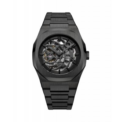 Montre D1 Milano Skeleton - SKBJ04