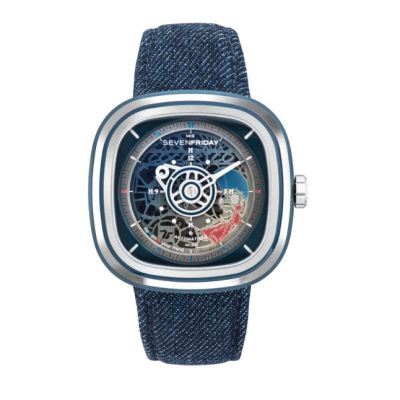 Montre SevenFriday Cocorico T1/01