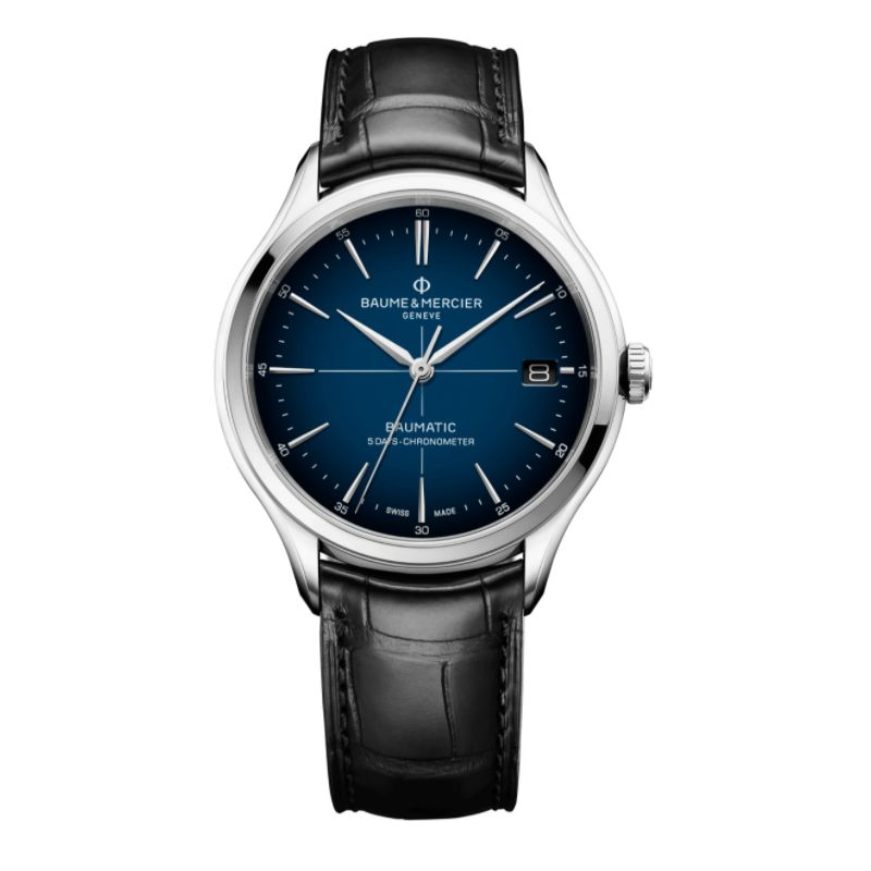 Montre Baume & Mercier Clifton Baumatic 10467