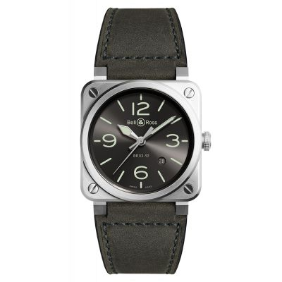 Montre Bell & Ross Homme Grey Lum
