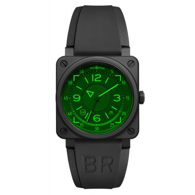Montre Bell & Ross Homme Head Up Display - Edition limitée