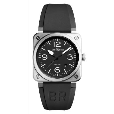 Montre Bell & Ross Homme Steel