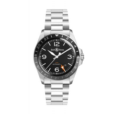 Montre Bell&Ross GMT - BRV293-BL-ST/SST