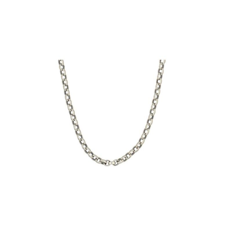 """Collier Homme """"Rony"""" Argent 925"""