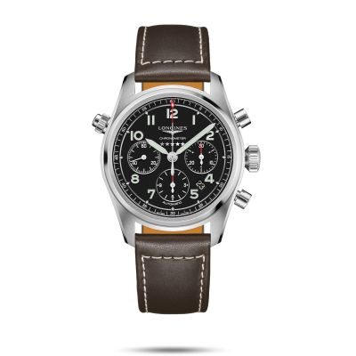 Montre Longines Spirit - L3.820.4.53.0