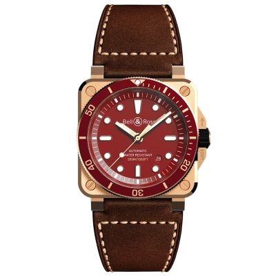 Montre Bell & Ross BR 03-92 Diver Red Bronze