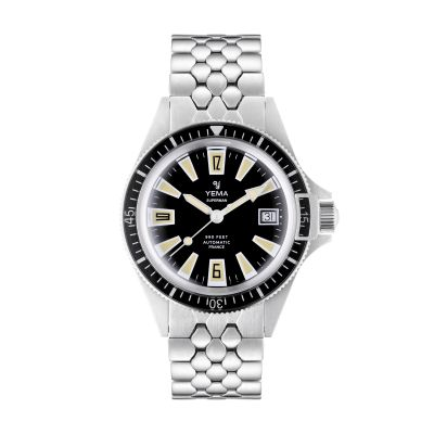 Montre YEMA SUPERMAN SKIN DIVER LIMITED EDITION - YSUP21C39-AM2S
