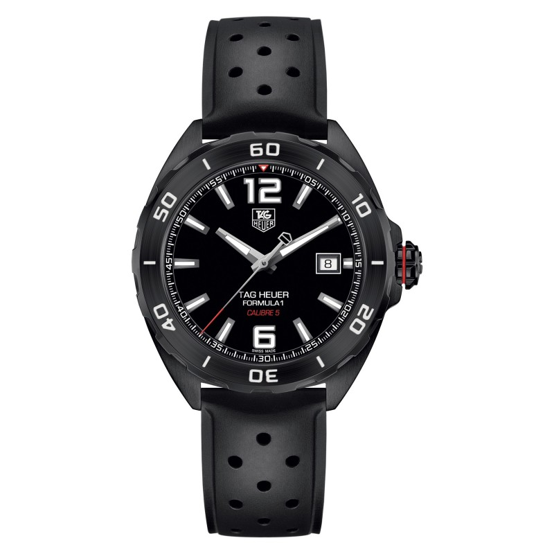 Montre Tag Heuer Formula 1 Calibre 5 Automatique - WAZ2115.FT8023