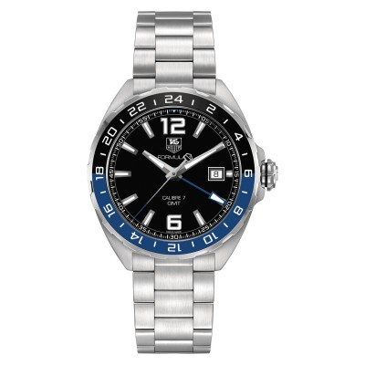 Montre Tag Heuer Formula 1 Calibre 7 Gmt Automatique - WAZ211A.BA0875