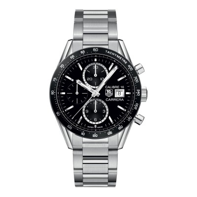 Montre Tag Heuer Carrera Calibre 16 Automatique - CV201AJ.BA0727