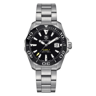 Montre Tag Heuer Aquaracer Calibre 5 Automatique - WAY211A.BA0928