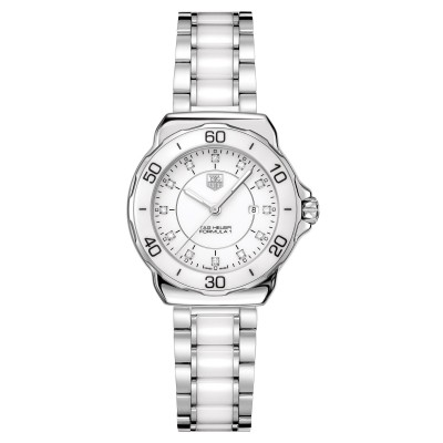 Montre Tag Heuer Formula 1 serti de 12 diamants Quartz - WAH1315.BA0868