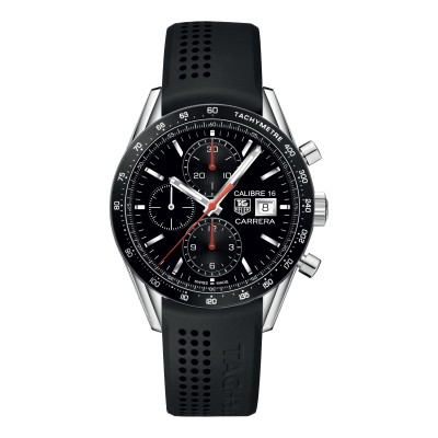 Montre Tag Heuer Carrera Calibre 16 Automatique - CV201AK.FT6040