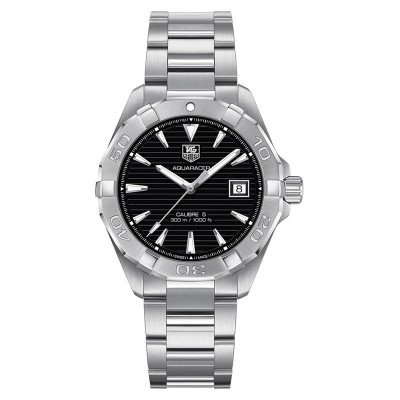 Montre Tag Heuer Aquaracer Calibre 5 Automatique - WAY2110.BA0910
