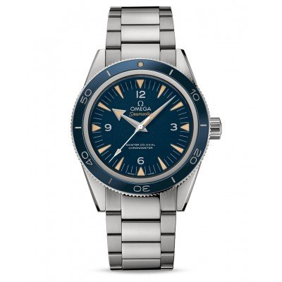 Montre Omega Seamaster 300 Omega Master Co-Axial 41 mm