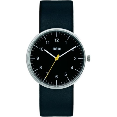 Montre Braun BN0021 - 38 mm - BN0021BKBKG