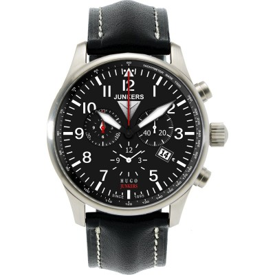 Montre Junkers Hugo Junkers - 42 mm - J-6684-2