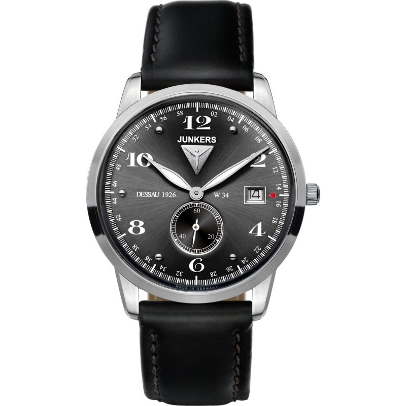 Montre Junkers Dessau 1926 - 39 mm - J-6334-2