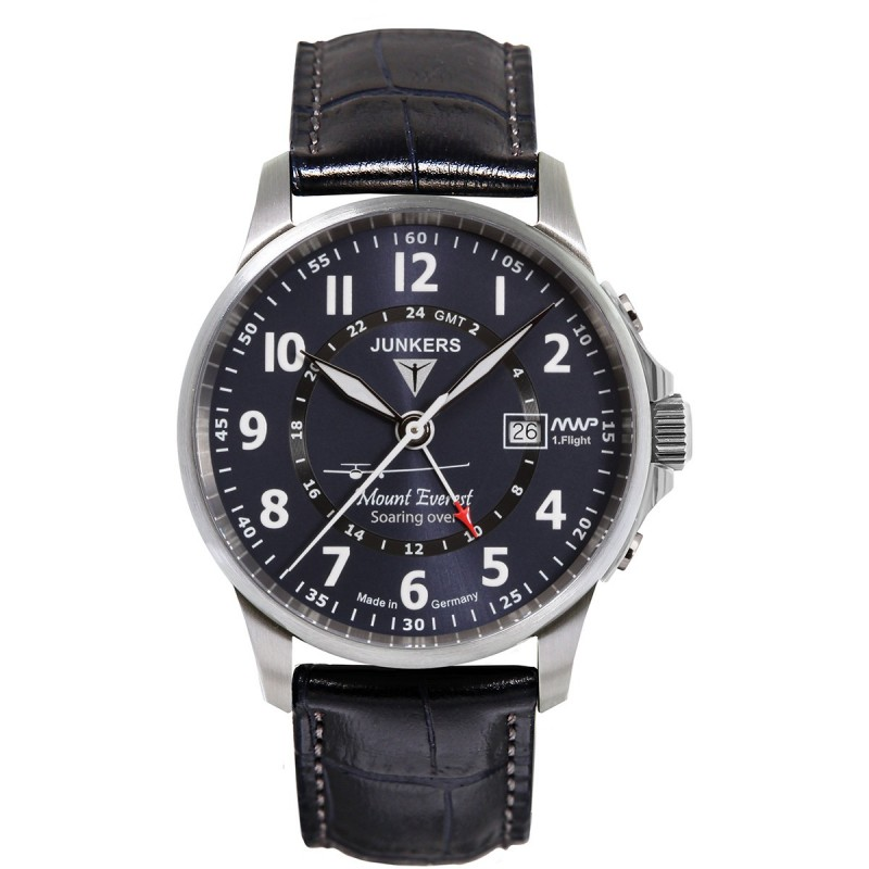 Montre Junkers Mountain Wave - 40 mm - J-6844-3