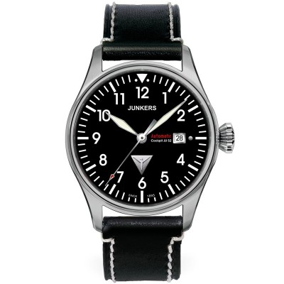 Montre Junkers Cockpit ju 52 - 42 mm - J-6156-2