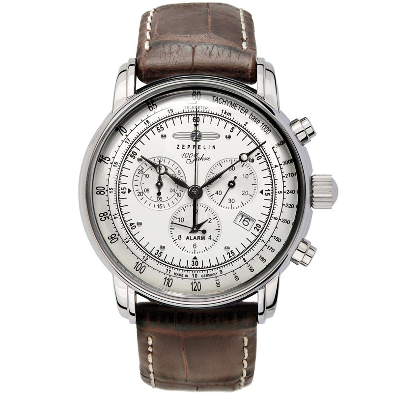 Montre Zeppelin 100 Years - 43 mm - Z-7680-1